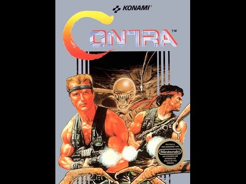 Contra (J) (NES) (Full Let