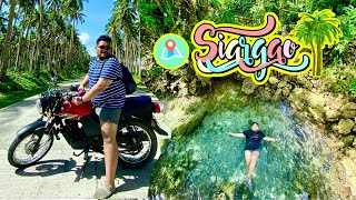 FIRST TIME MAG TRAVEL MAG ISA (SOUL SEARCHING IN SIARGAO ISLAND!!) | LC VLOGS #332