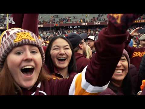 Gopher Blog - VIDEO: ESPN College GameDay = Coming To Northrop Mall | #KFANGophers