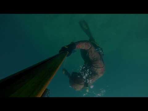 Spearfishing Greece ~ # Blood & Steel #