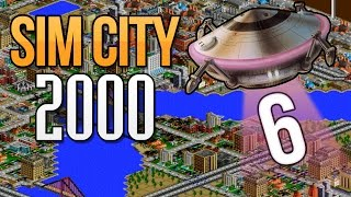 Let's Play SimCity 2000 - AIRPORT - Part 6 ★ (SimCity 2000 Gameplay & Commentary)