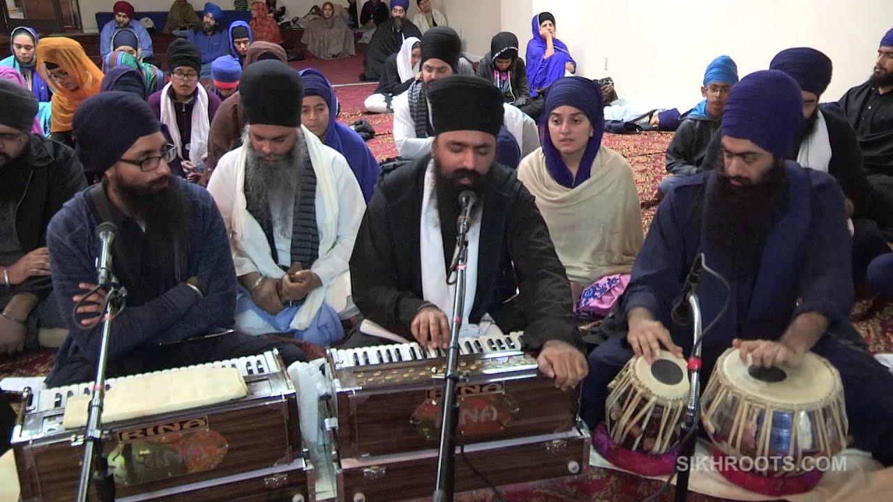 Bhai Amanpreet Singh - Naam Simran - Akhand Jaap California 2015 (PM)