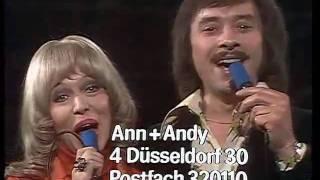 Ann & Andy - Mondschein und Gitarren 1975