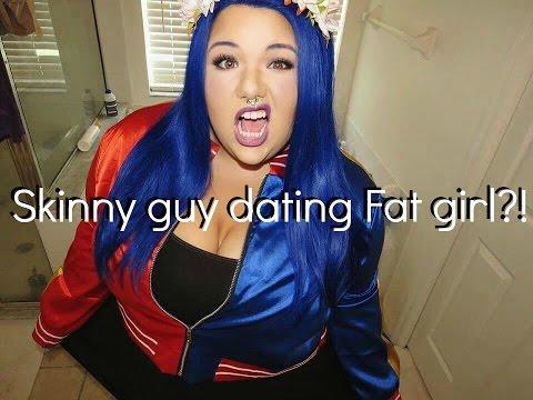 dating skinny man