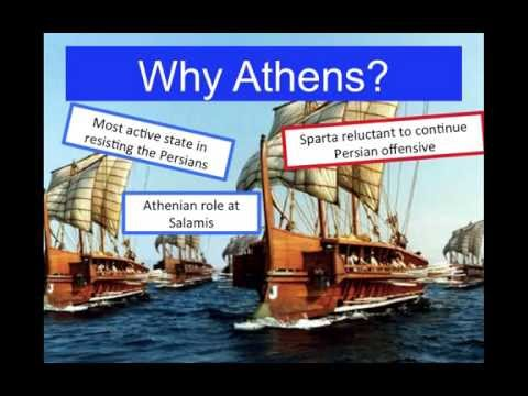 the delian league and the athenian empire+essay