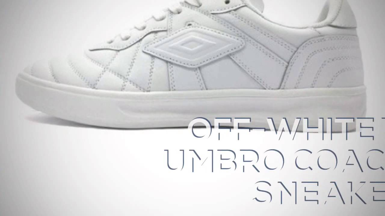 off white umbro shoes