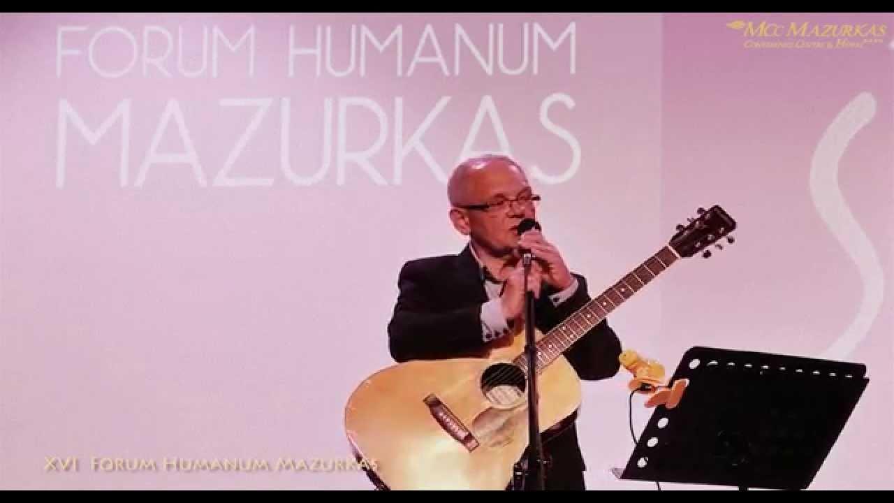 XVI Forum Humanum Mazurkas - Stanisław Klawe -