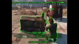 Как назначить человека в Fallout 4 Назначаем человека в Фаллаут 4