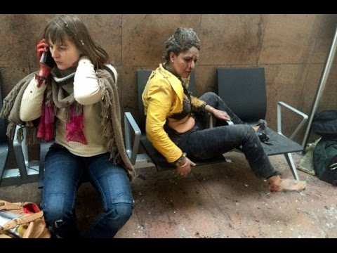 ISIS Attacks Brussels, Belgium