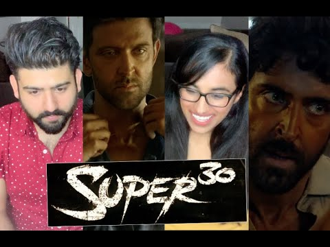 Super 30 Trailer Reaction | Hrithik Roshan | RajDeepLive