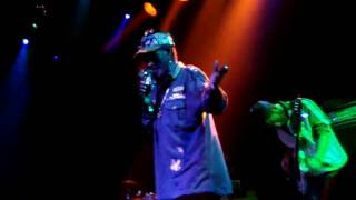 Lee Scratch Perry The Independent San Francisco CA  2009 2010 2011 Jamaica Jamrock  Boom 3/3