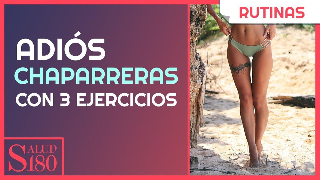 ejercicios eliminar grasa muslos