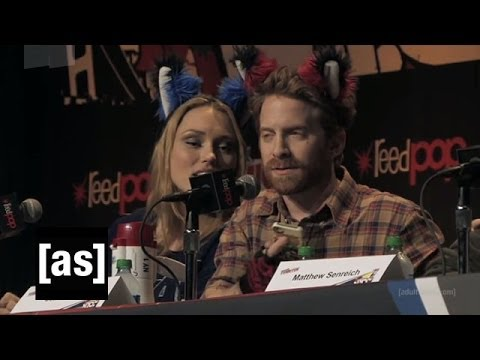 NYCC 2013: Robot Chicken Panel  Convention Panels  Adult Swim