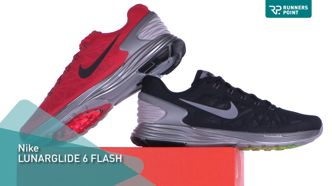 super popular 6df17 5fd65 Nike Running LUNARGLIDE 6 FLASH Herren