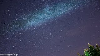Perseidy (PER)  - The Perseids  2018.