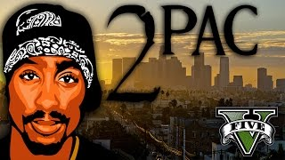 2PAC RAP LEGEND - TRAILER GTA V