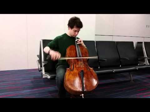 Beautiful Music: Alfredo Piatti Caprice Cello #7