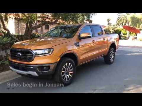 2019 Ford Ranger: Our expert's first drive impressions
