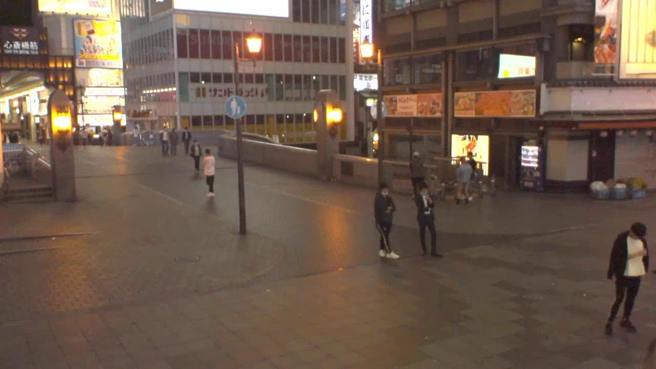 カメラ 道頓堀 ライブ 道頓堀 ライブカメラ(戎橋)と雨雲レーダー/大阪府大阪市