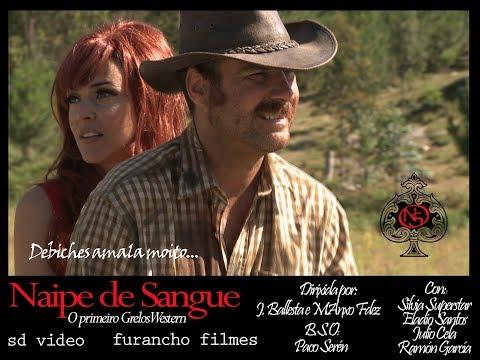 """""""Naipe de sangue"""". O primeiro Grelos-Western (v.o. galego, subt. cast.) 2010."""