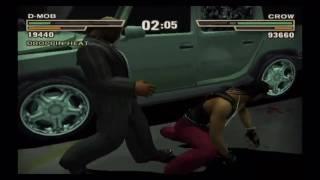 Def Jam FFNY - Nintendo Gamecube - D-Mob vs. Snoop Dogg (As Crow)