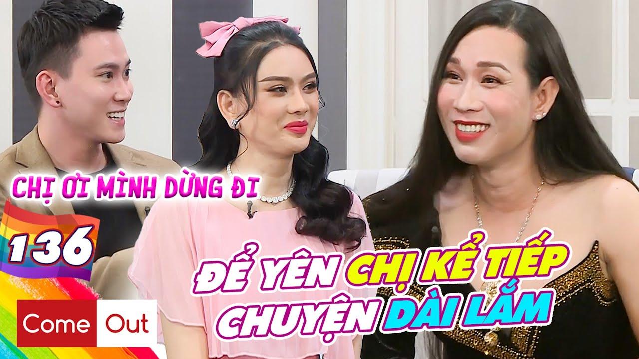 Download Come Out - BRAS 136 IHà Kiều Anh mặc đồ bộ CHẠY XE TẢI, kể chuyện vật vã 'TÌM TRAI' mỗi tối