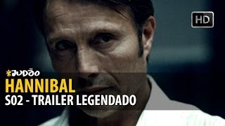 HANNIBAL | 2a Temporada - Trailer LEGENDADO (HD) Mads Mikkelsen, Laurence Fishburne
