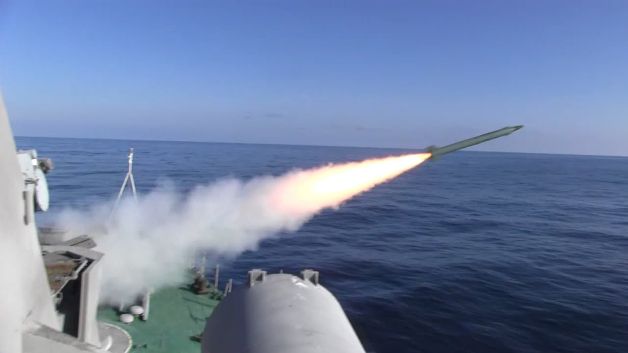 Корабли Тихоокеанского флота отработали пуски зенитных ракет