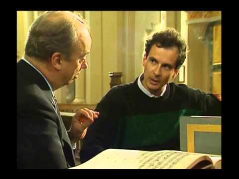 Kenneth Gilbert : Leçons particulières de musique n°07 (Private music lessons)