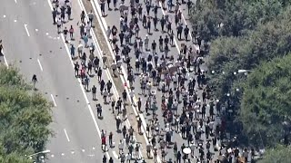 George Floyd protest in West Hollywood   ABC7 Los Angeles