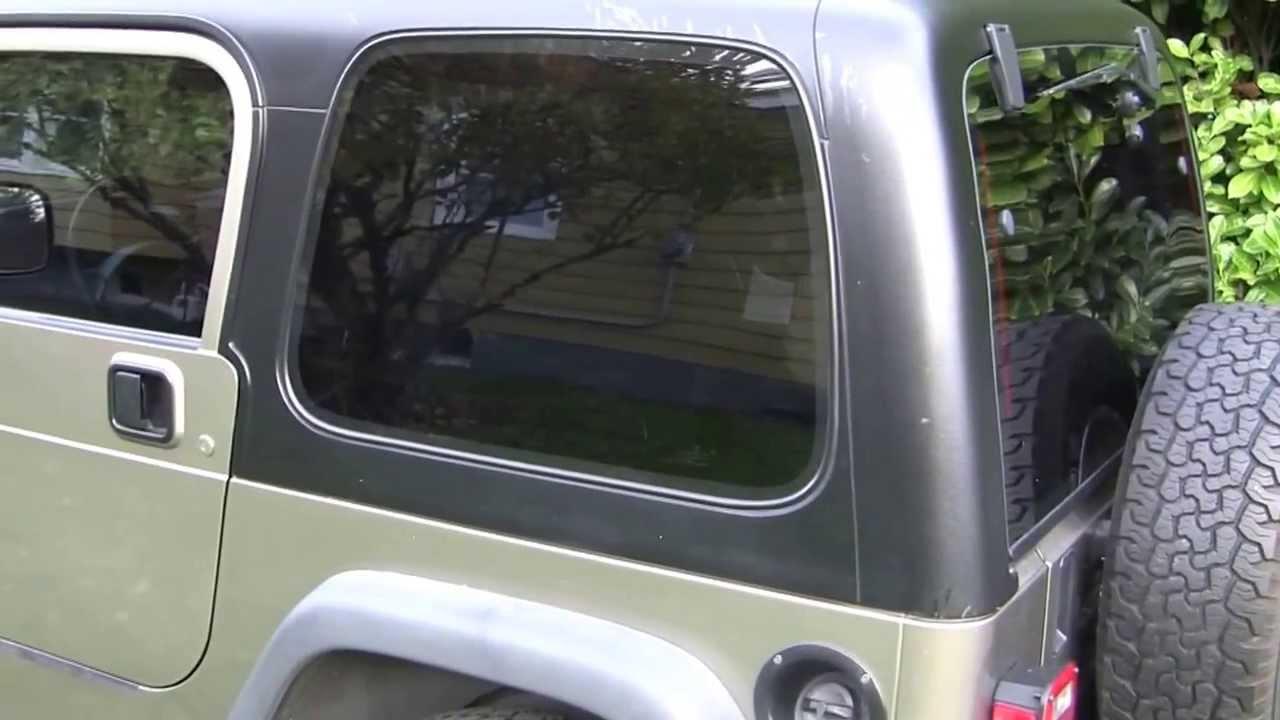 2004 Jeep Wrangler Sport Hardtop