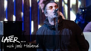 Liam Gallagher - Halo (Later... With Jools Holland)