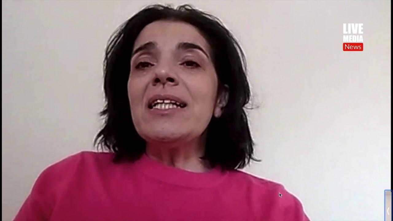 Αγγελική Παπαϊωάννου, Αναισθησιολόγος σε νοσοκομείο υποδοχής ασθενών κορονοϊού στην  Αλσατία
