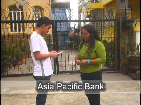 Asia Pacific Bank(advertisement)