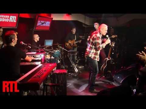 Michel Fugain - La fête en live dans le Grand Studio RTL - RTL - RTL