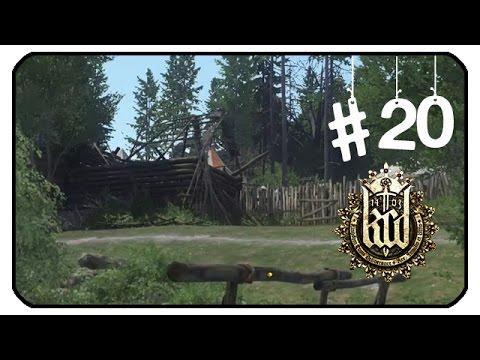 Kingdom Come: Deliverance | Let's Play | Das Banditenlager | Deutsch | 20