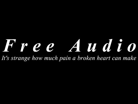 Free Audio || How much pain a broken heart can make