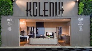 Luxurious natural fire in Kolenik Eco Chic Design - interview with Robert Kolenik
