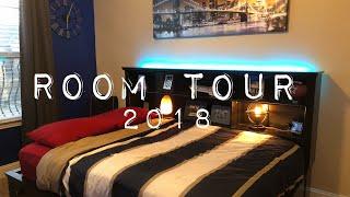 TEEN ROOM TOUR 2018 (SETUP + MORE!)