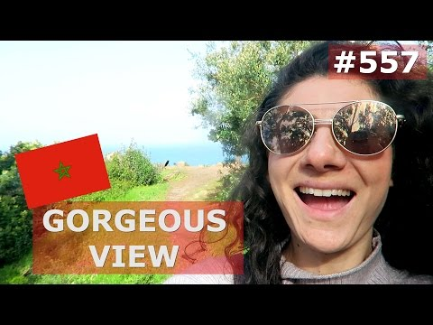 MOROCCO TANGER PARC PERDICARIS DAY 557 | TRAVEL VLOG IV