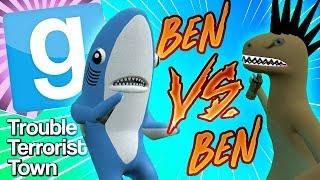 BEN VS BEN | Gmod TTT