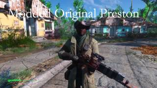 Fallout 4 - Preston Garvey Overhaul (P.G.O.)