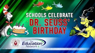 School Celebrate Dr. Seuss' Birthday