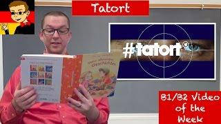 Tatort - Learn Intermediate German for B1/B2 #12 - Deutsch lernen