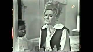 """Telenovela """"Angelitos Negros"""" (México, 1970) Escenas"""