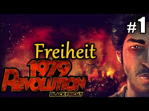 1979 Revolution Black Friday #1 DUNKLE TAGE ★ let's play gameplay deutsch