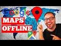 - How to use Google Maps Offline - Download Navigation Maps
