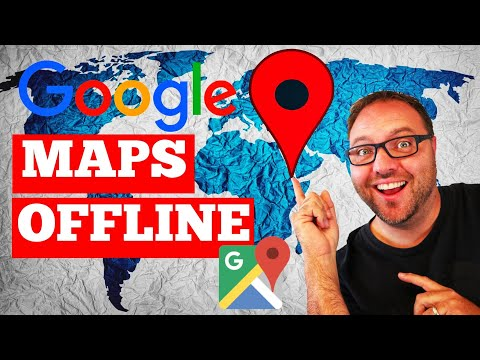 How To Use Google Maps Offline - Download Navigation Maps