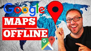 How to use Google Maps Offline - Download Navigation Maps screenshot 3