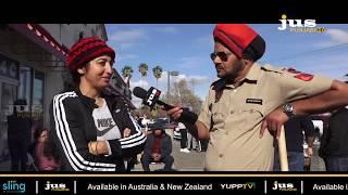 Bikkar Badshah ||Stockton BLVD Sacramento CA, || Jus Punjabi